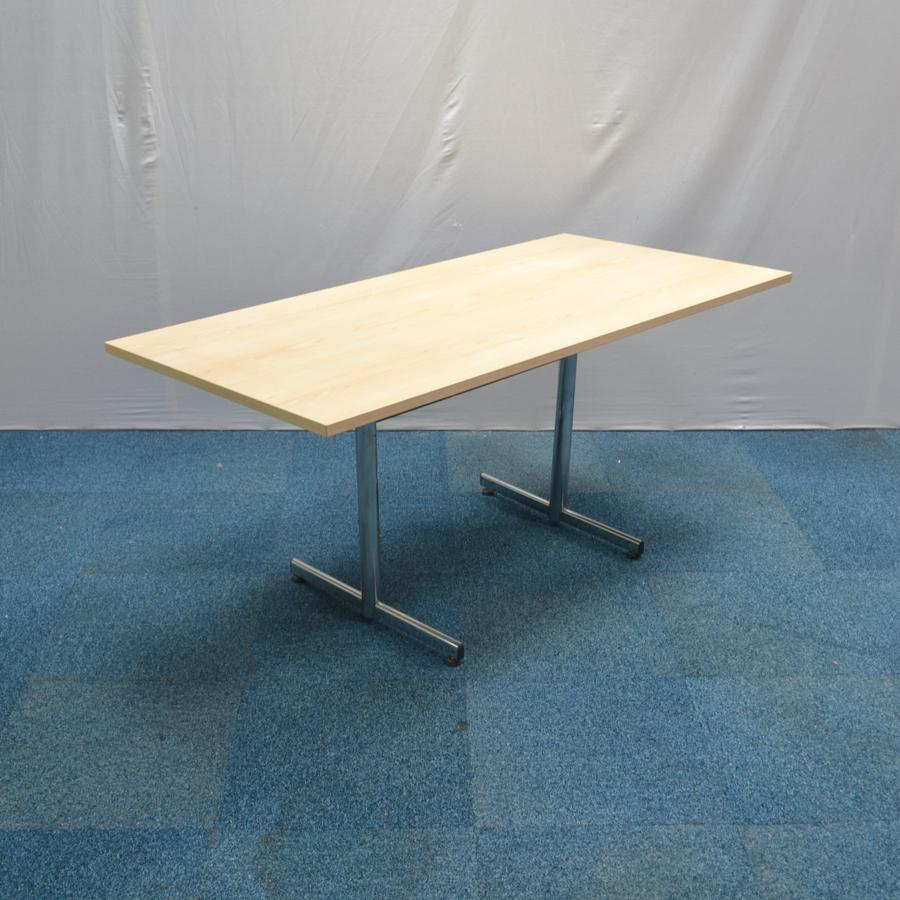 Senator Maple 1600x800 Tilt Top Table