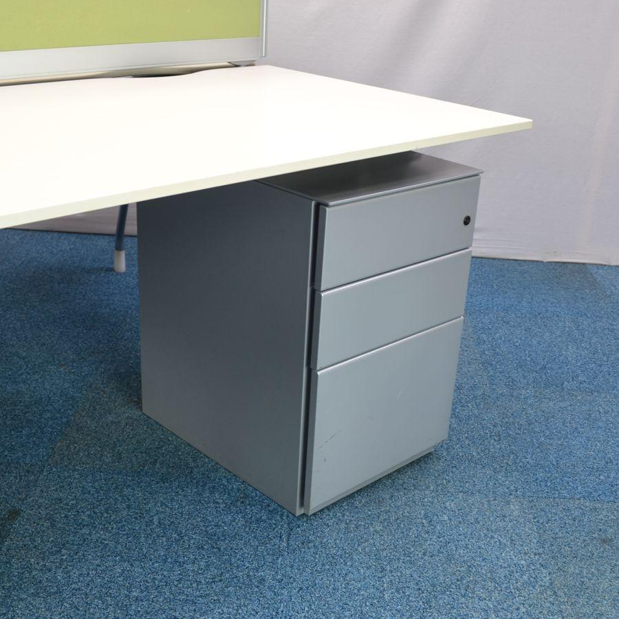 Herman Miller Abak 1600 Bench Desks